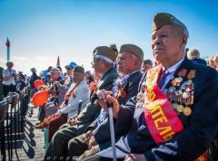 """В """"ДНР"""" отметили День освобождения Донбасса на многострадальной  Саур-Могиле"""