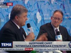 Порошенко заявил, что ни один российский солдат, ни один российский танк не вернулись в РФ