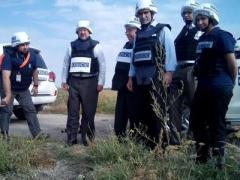 Генсек ОБСЕ посетил наблюдательный пункт в Широкино