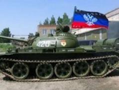 """Российские""""отпускники"""" на танках покидают Горловку - сепаратисты в шоке (ВИДЕО,+18)"""