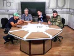 """Зачем ведущий """"Свободы слова"""" приезжал в Донецк?"""