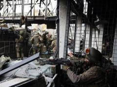 Шокирующий ролик о боях за Донецкий аэропорт (ВИДЕО)