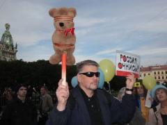 В Питере и Москве задержали тех, кто протестовал против войны в Украине и Сирии (ВИДЕО)