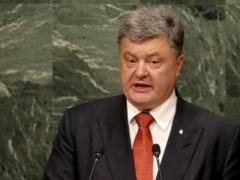 Порошенко в ООН: Донбассу грозит экологическая катастрофа