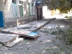 В Седово боевики взорвали дом местной жительницы, которая их поддерживала и  помогала