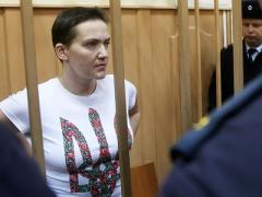 Кремль возможно выдаст Надежду Савченко  Украине, если на родине она будет в тюрьме
