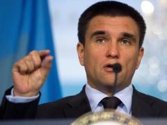Климкин: Если Россия не выведет войска из Донбасса, санкции против нее могут быть ужесточены