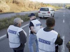 """Трехсторонняя контактная группа потребовала от боевиков """"ЛНР"""" не препятствовать работе миссии ОБСЕ"""