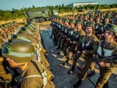 Охранять порядок в Киеве во время праздника будет немало силовиков