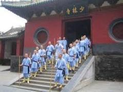 Шаолиньский монах продемонстрировал стойку на одном пальце  (ВИДЕО)