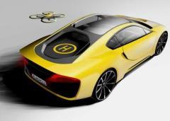 В Швейцарии спроектировали спорткар-беспилотник