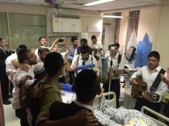 Фото из реанимации израильской больницы восхитило соцсети