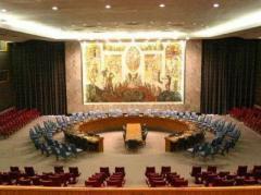 Украина стала членом Совбеза ООН на два года