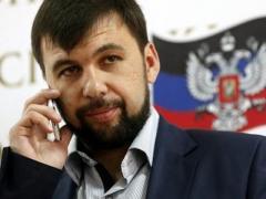 """Пушилин заявил, что дата выборов """"ДНР"""" зависит от выполнения Киевом """"Минска-2"""""""