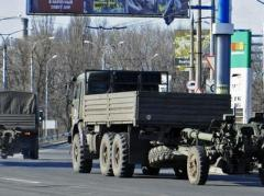 Российский канал снял сюжет об отводе минометов  от линии разграничения сторон на Донбассе (ВИДЕО)