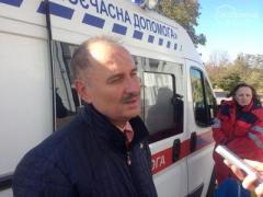 """Представителя """"Оппоблока"""" в Мариуполе хотели  поставить на колени (ВИДЕО)"""