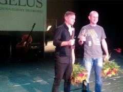 Уроженец Луганщины Сергей Жадан получил престижную литературную премию в Польше