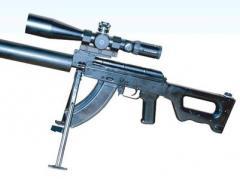 """Украина поставит на конвейер новую снайперскую винтовку """"Гопак"""""""