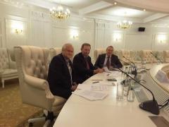 Трехстороняя контактная группа по урегулированию конфликта на Донбассе начала встречу в Минске