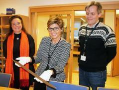 В Норвегии найден меч викингов, которому более тысячи лет