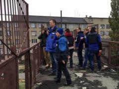 ОБСЕ наконец-то удалось попасть в Дебальцево - встречали тепло