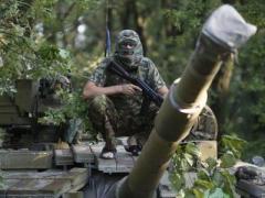 Боевики обстреляли позиции сил АТО в районе Опытного и Песок, есть погибший