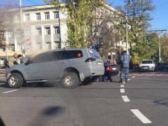 В Донецке боевики устроили ДТП и жестоко избили водителя