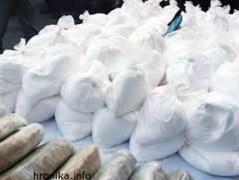 В Запорожье изъяли крупную партию наркотиков