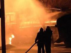Ночь в зоне АТО прошла тихо, в Сватово локализуют последствия пожара (ВИДЕО)