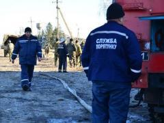 На взорвавшихся военных складах в Сватово - новое ЧП