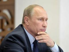 Президент РФ наконец  выразил соболезнование родным и близким жертв крушения самолета Airbus А321 (ВИДЕО)