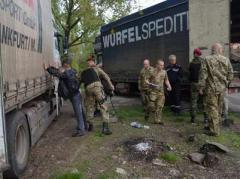 На Донбассе предотвратили ввоз контрабанды на сумму более 400 тыс.гривен
