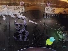 Вот это народная любовь! В России телами выложили портрет Путина (ВИДЕО)