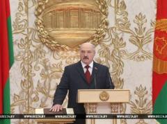 Лукашенко в очередной раз поклялся в верности народу Беларуси (ВИДЕО)