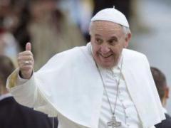 Папа Римский в детстве мечтал стать мясником