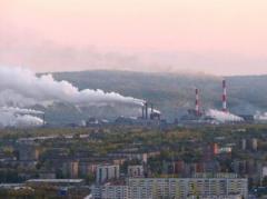 В России взорвался завод по производству хлора