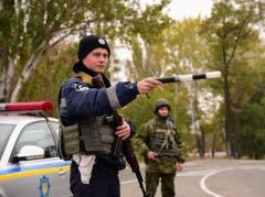 Вниманию автомобилистов Донетчины: полиция пришла, но ГАИ еще не ушла!