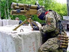Из пулеметов, снайперских винтовок и гранатометов донбасские боевики вчера обстреляли позиции ВСУ и мирный населенный пункт