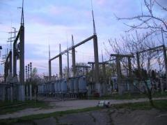 Боевики  подорвали электроподстанцию в Донецкой области