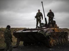 Боевики снова нарушали минские договоренности. Ночь в зоне АТО  была беспокойной