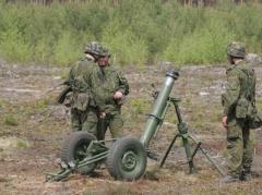 Боевики из минометов обстреляли Болотенное и Майорск (ВИДЕО)