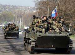 ОБСЕ: тяжелое вооружение боевиков исчезло из  мест хранения и оказалось на передовой