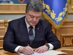 Порошенко подписал закон о проведении выборов в Мариуполе и Красноармейске