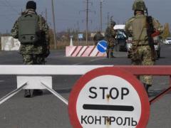 Тука: На Луганщине при попытке прорваться через украинский блокпост погиб один боевик, двое ранены