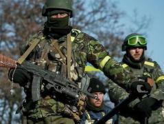 В зоне АТО на Донецком направлении прошли серьезные командные учения ПВО