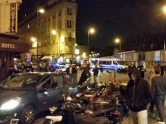 Теракты в Париже. Как спецназ штурмовал террористов (ВИДЕО)