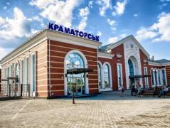 Вячеслав Аброськин: сегодня и завтра Краматорск под особым вниманием. 400 полицейских уже заступили на службу