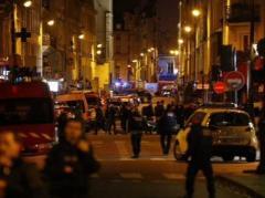 Опубликована хронология шести  терактов в Париже (ВИДЕО)