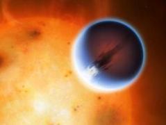 """Ученые открыли очень """"горячую и ветреную"""" планету"""