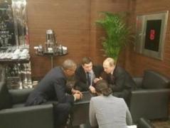 Журналист рассказал, что Обама потребовал от Путина